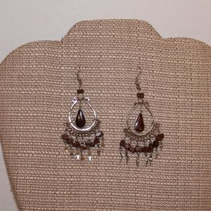 Hand made in Columbia Earrings